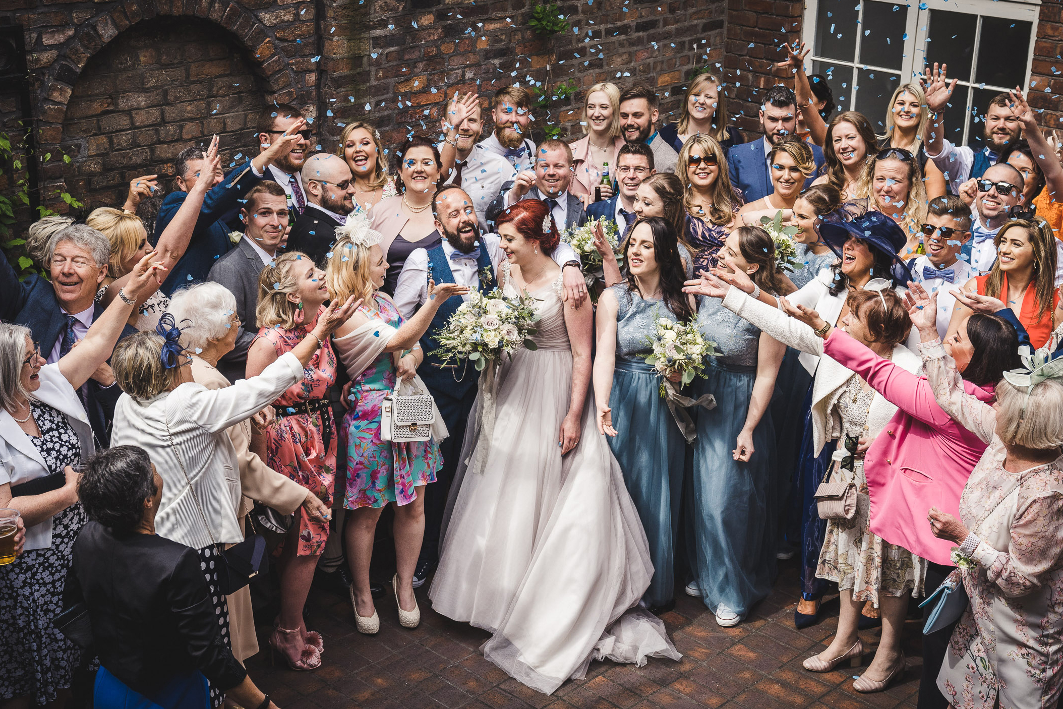 Do you offer half day packages?  - I'm passionate about authentic, emotional and complete storytelling. For this reason, I commit to each and every wedding 100%, meaning only full coverage from bridal preparations through to the dancing.