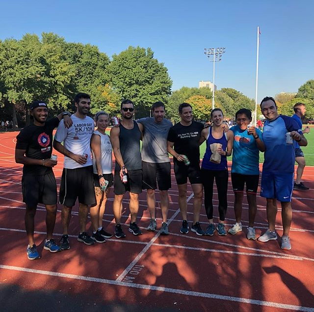 Congratulations to all the participants in the 4th annual Breakaway...uh...liquid mile.  A great way to wrap up the season.  #beermile #togetherisbetter #breakawayendurance