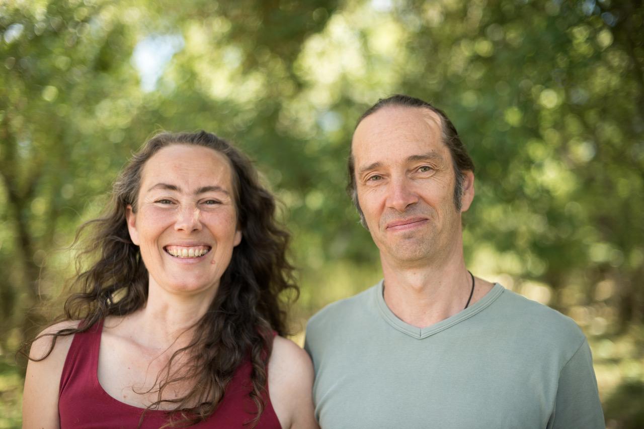 Julie et Hervé Michel Breukel