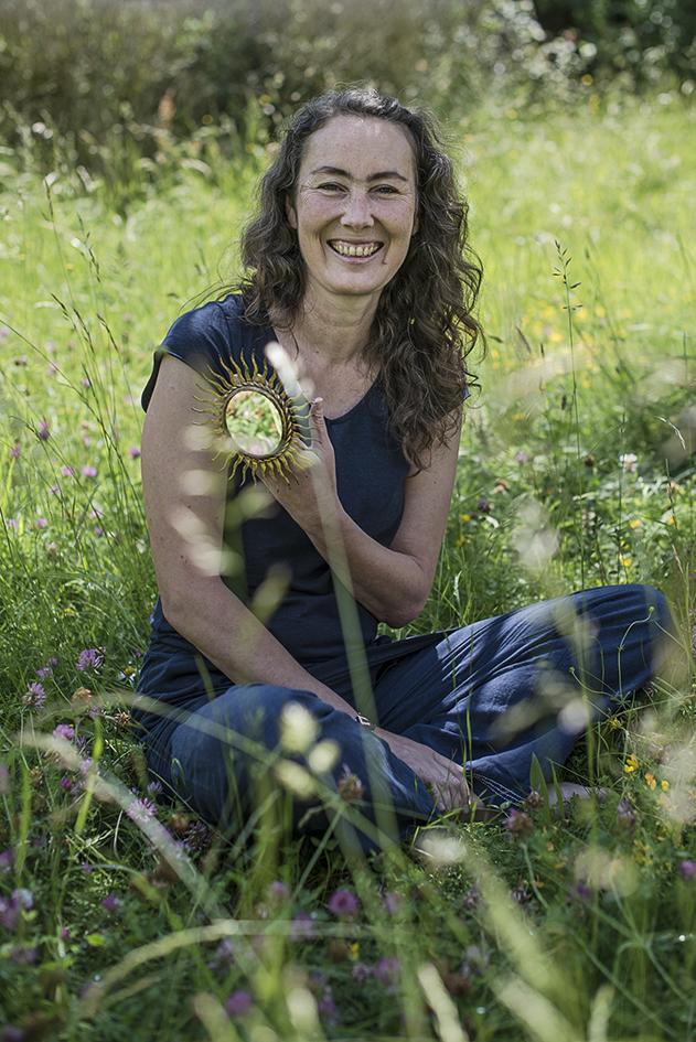 Julie Breukel Michel / Photo: © Céline Gaille
