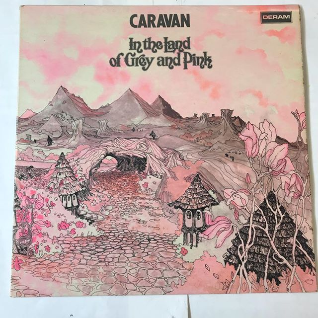 #caravan (in the land of grey and pink now spinning at sounds ok also free car parking in all council run car parks fri/sat :-)