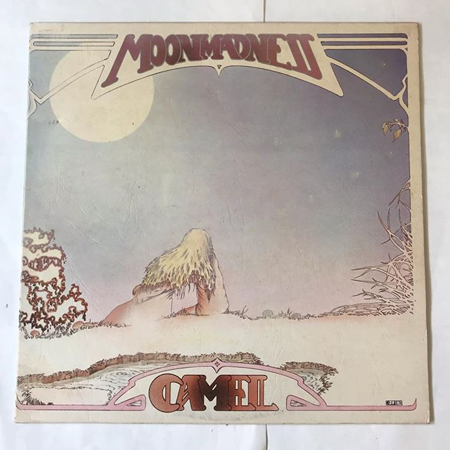 #camel (moonmadness)#therascals (peaceful world)#chrismcgregor (brotherhood of breath)now spinning at sounds ok