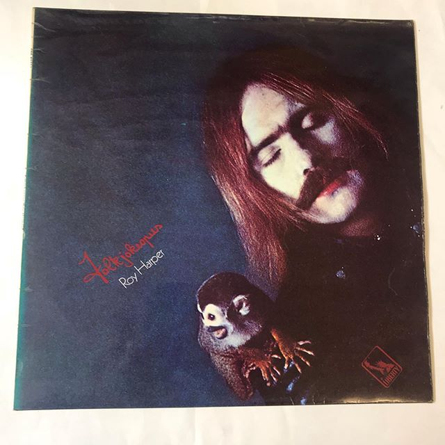 #royharper (Folkjokeopus)  Great rare album now spinning at sounds ok