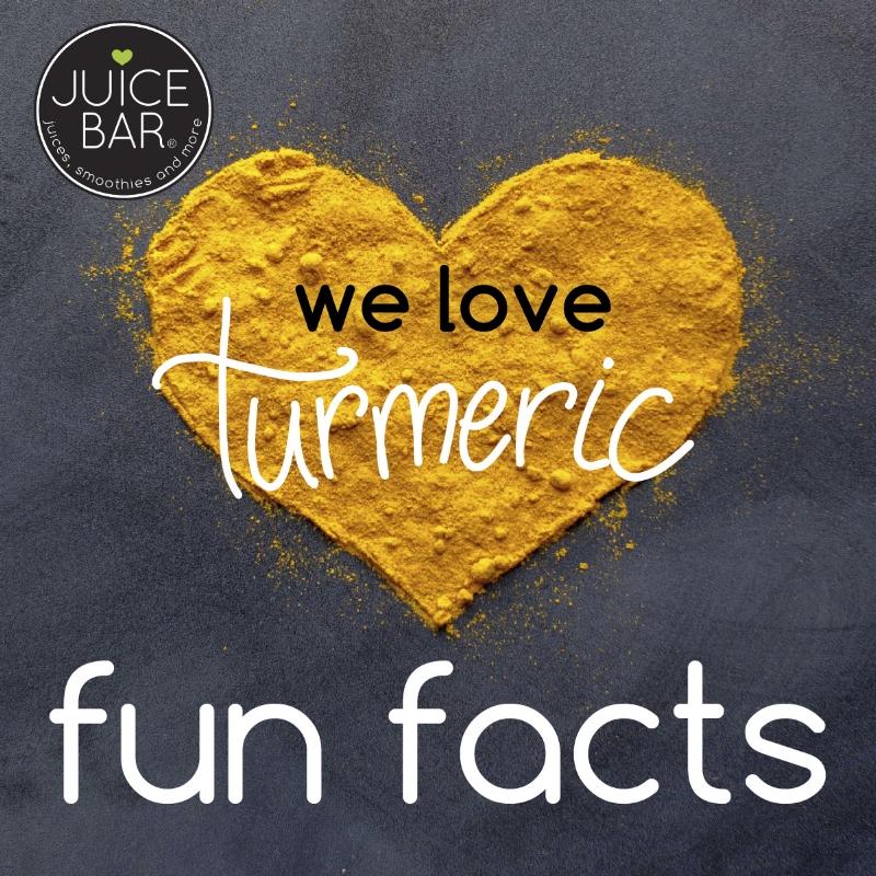 turmeric fun facts