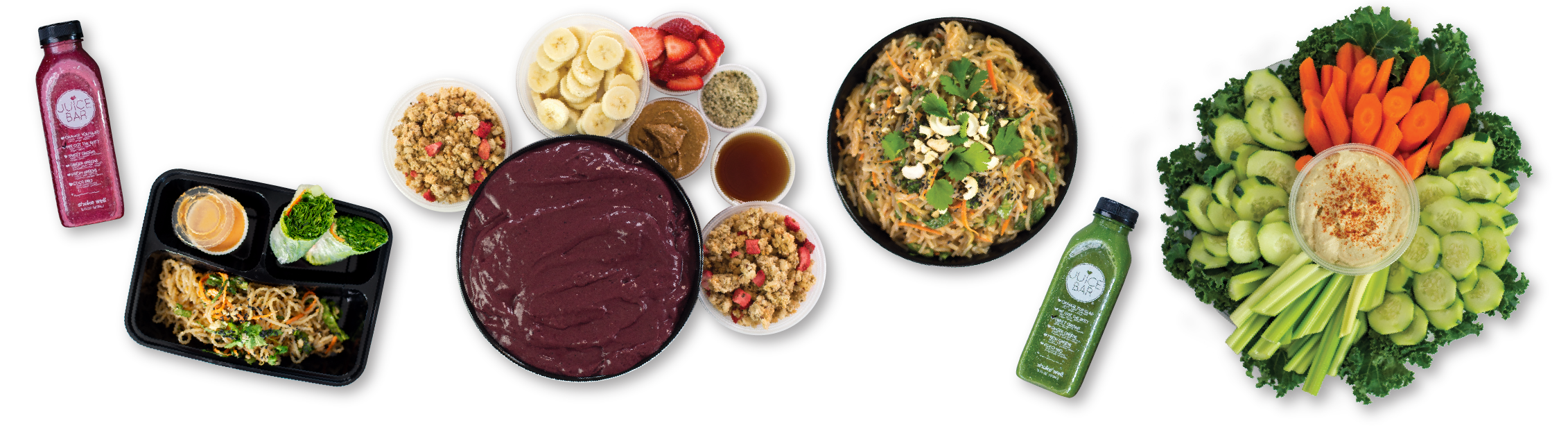 Healthy Catering from I Love Juice Bar