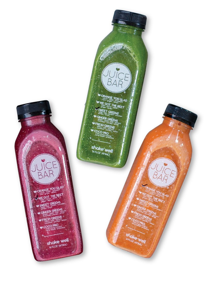 Juice and Smoothie Catering