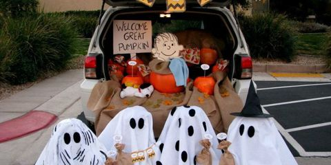 TRUNK or TREAT - Sign up to help!