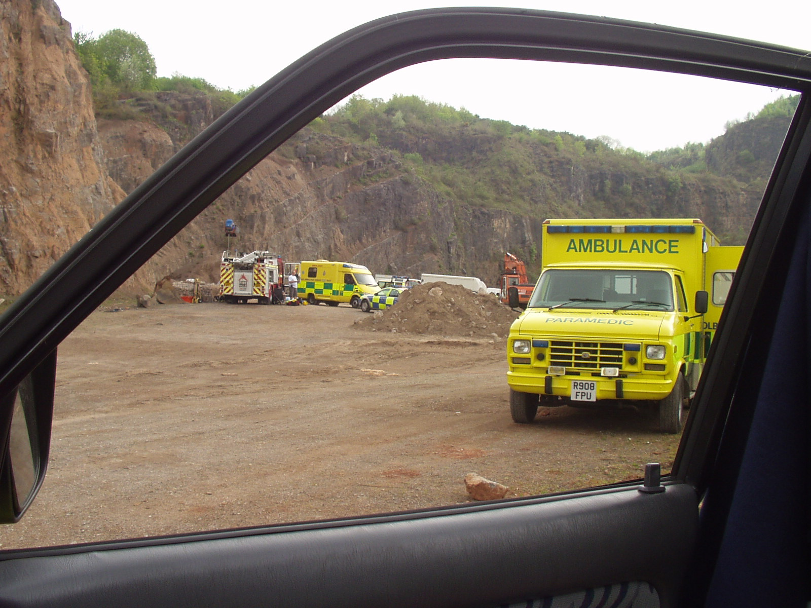 Casualty Pit 2008.JPG