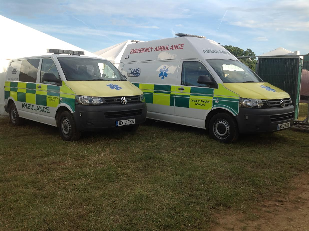 VW 4x4 Support & VW 4x4 On and Off Road Ambulance