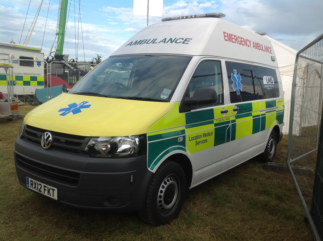 VW 4x4 Ambulance