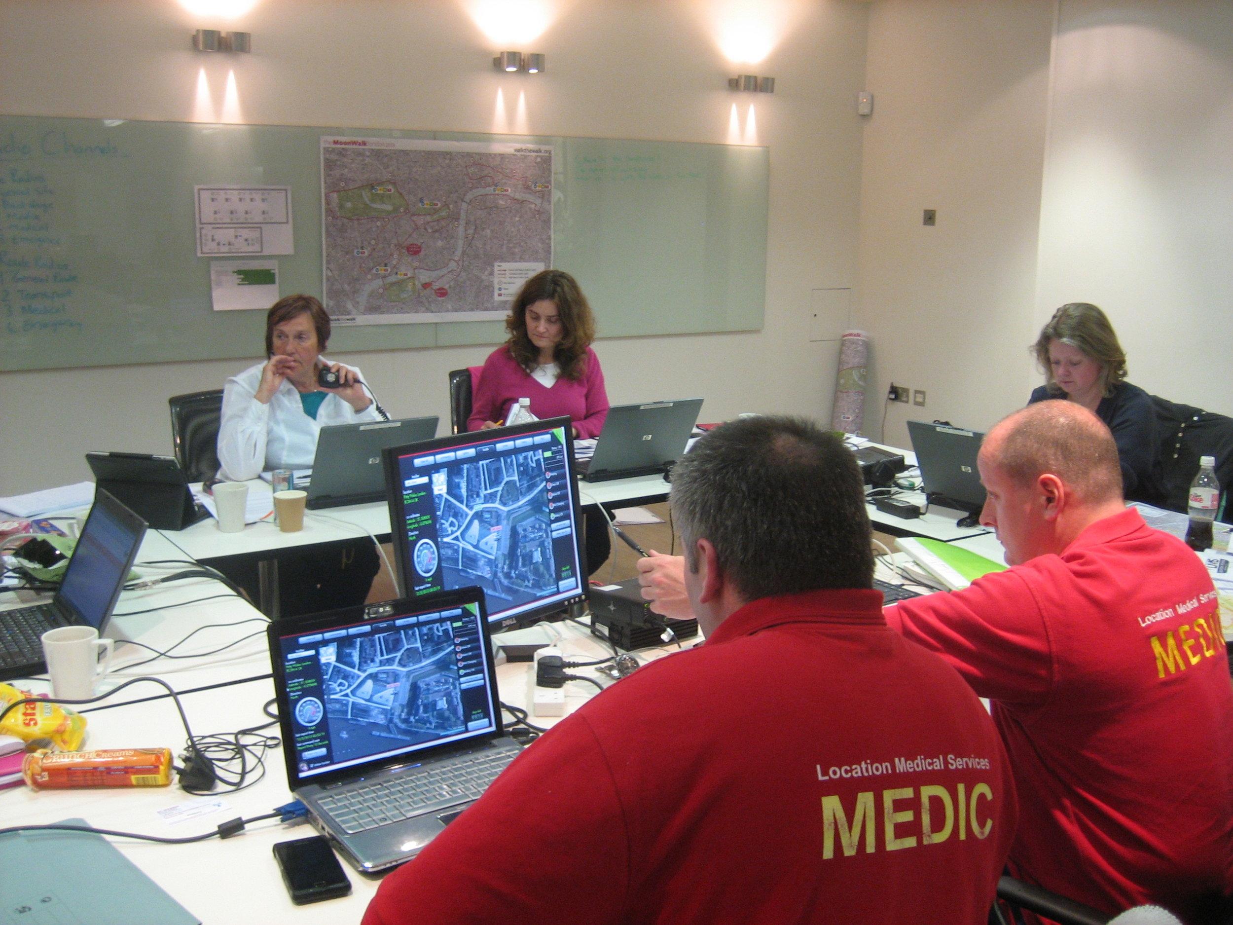 LMS Event Control Team