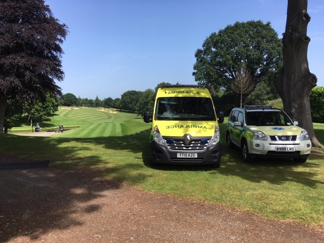Boodles Paramedic Ambulance
