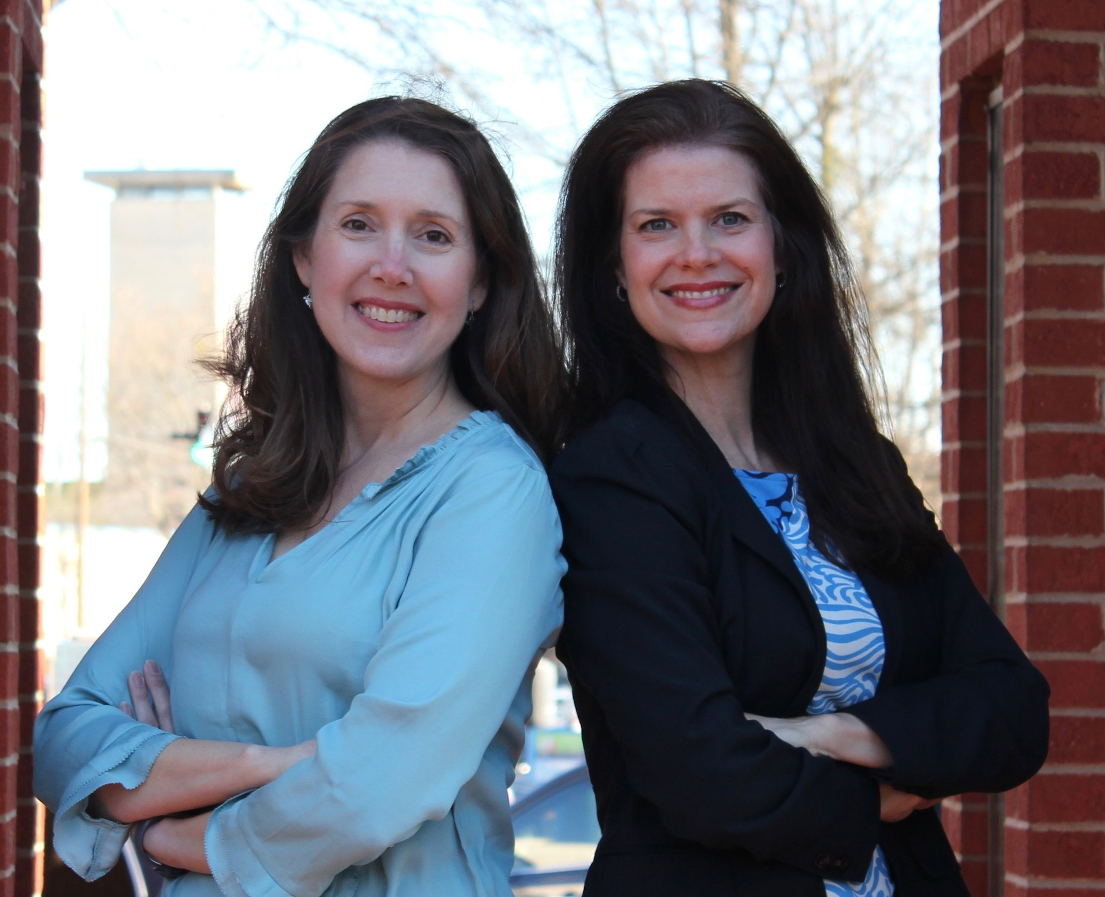 Andrea Moore and Suzy Cole - Village Legal Hub
