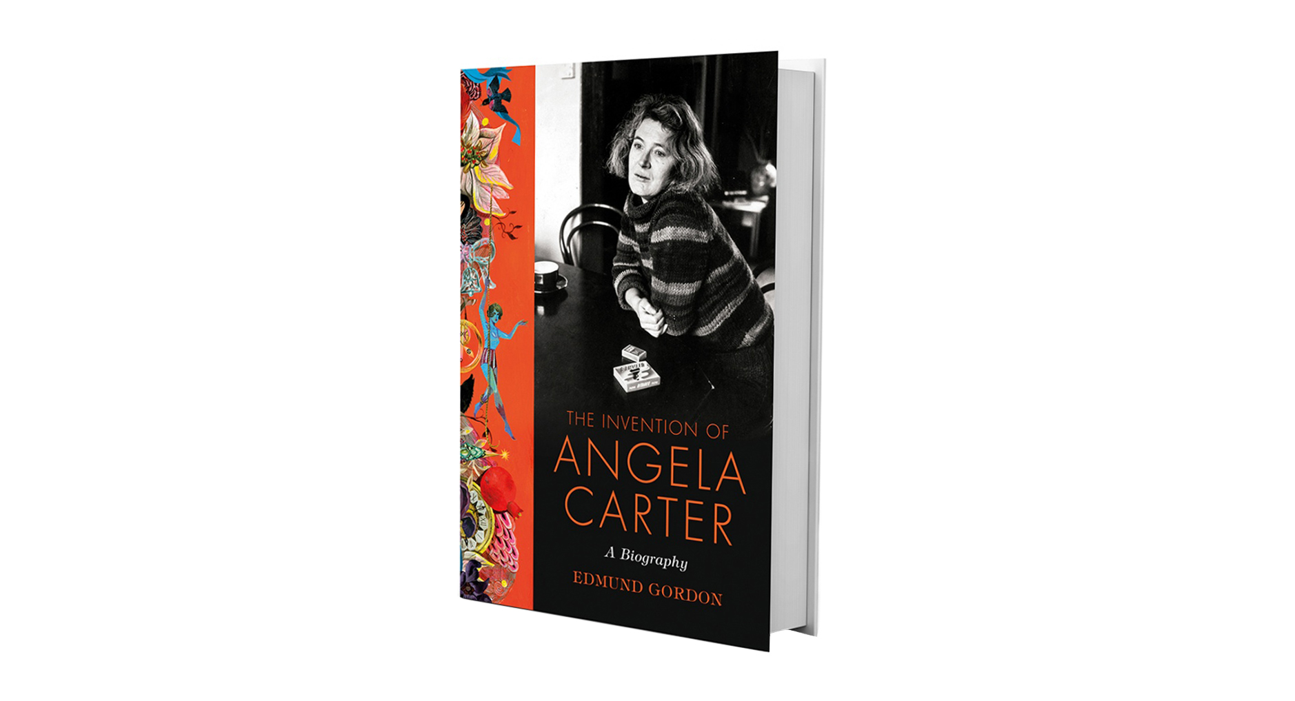 The invention of Angela carter by Edmund Gordon