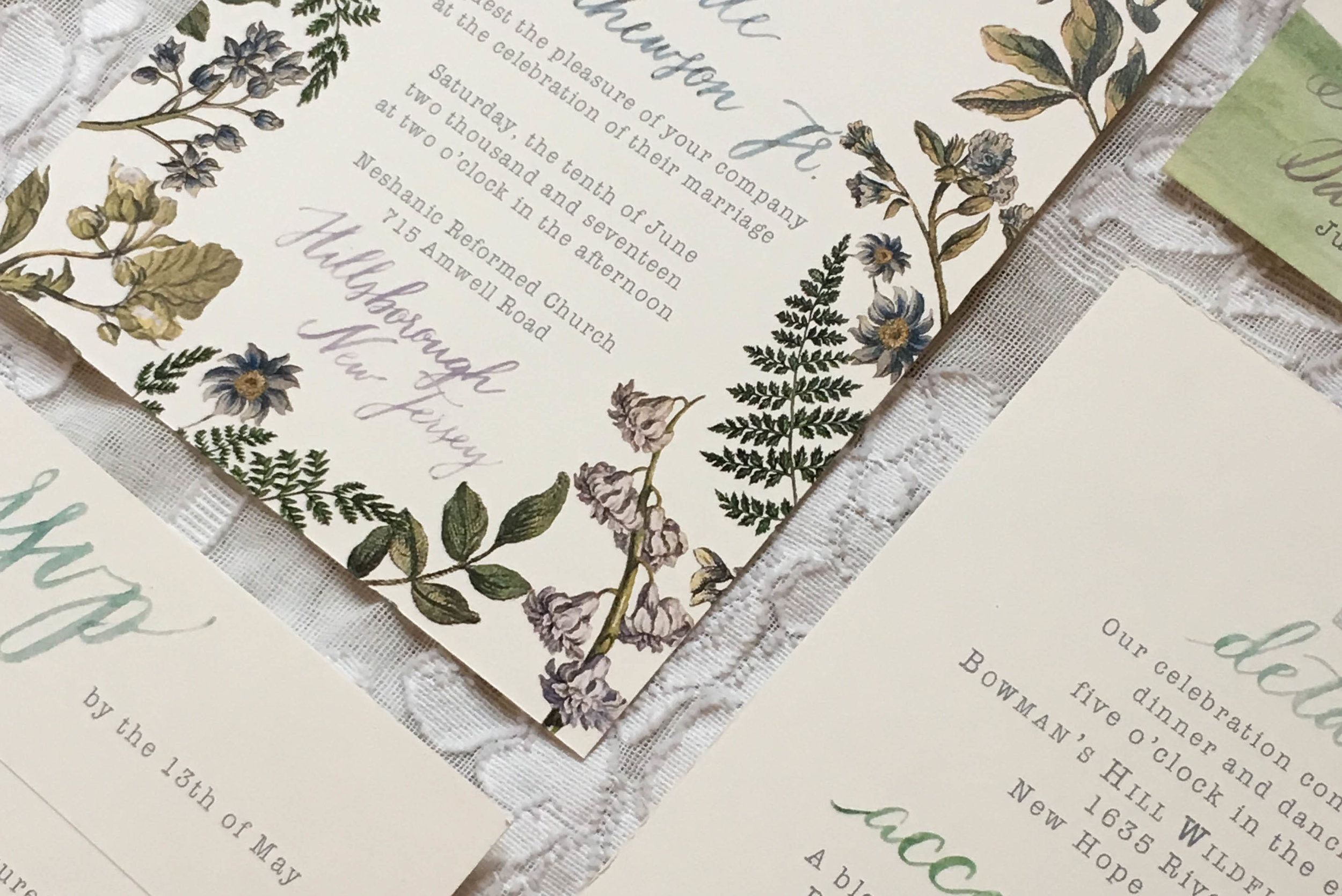 Example of How to Word Wedding Invitations