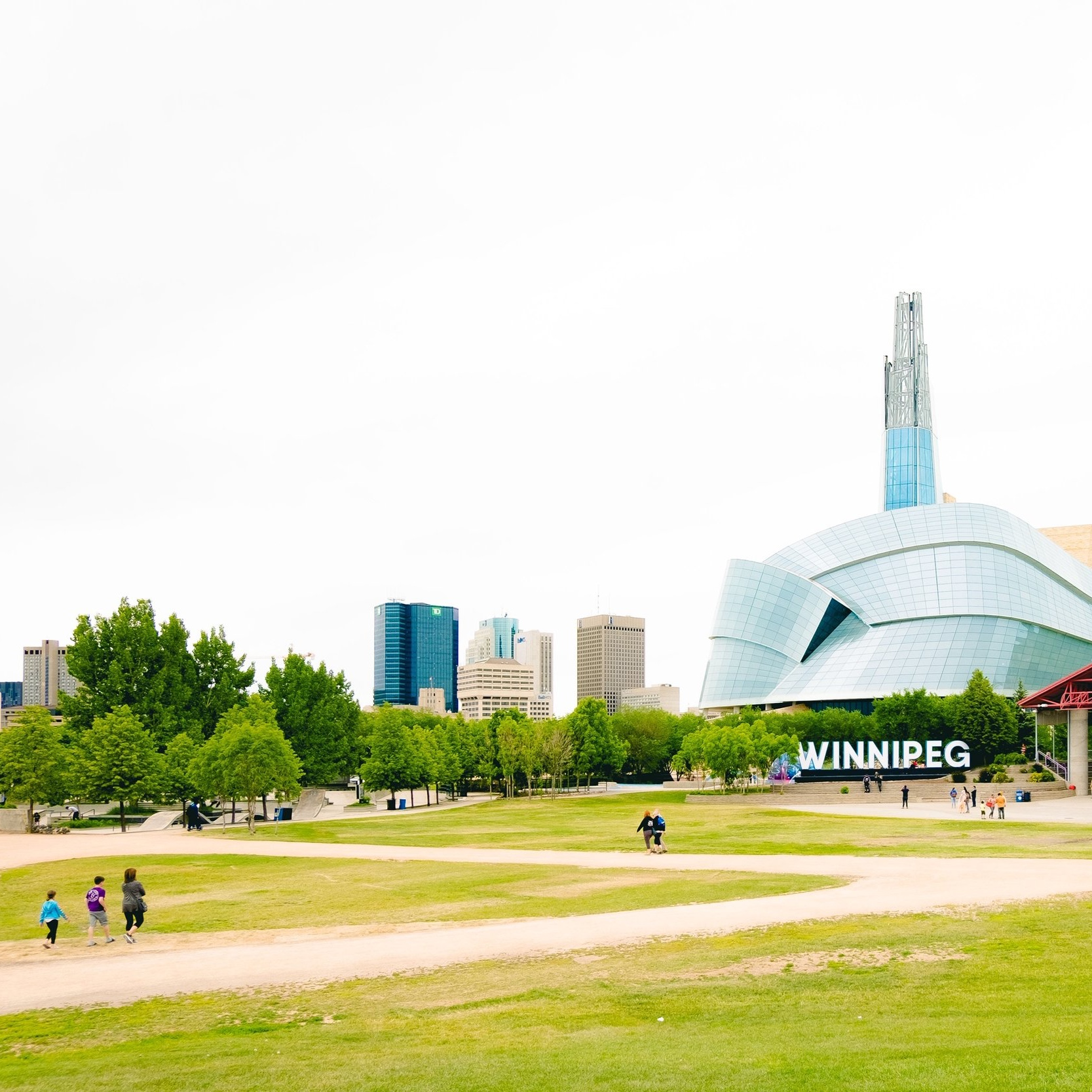 """August 2019 - """"Innovation at The Forks"""" - Olivia Michalczuk"""