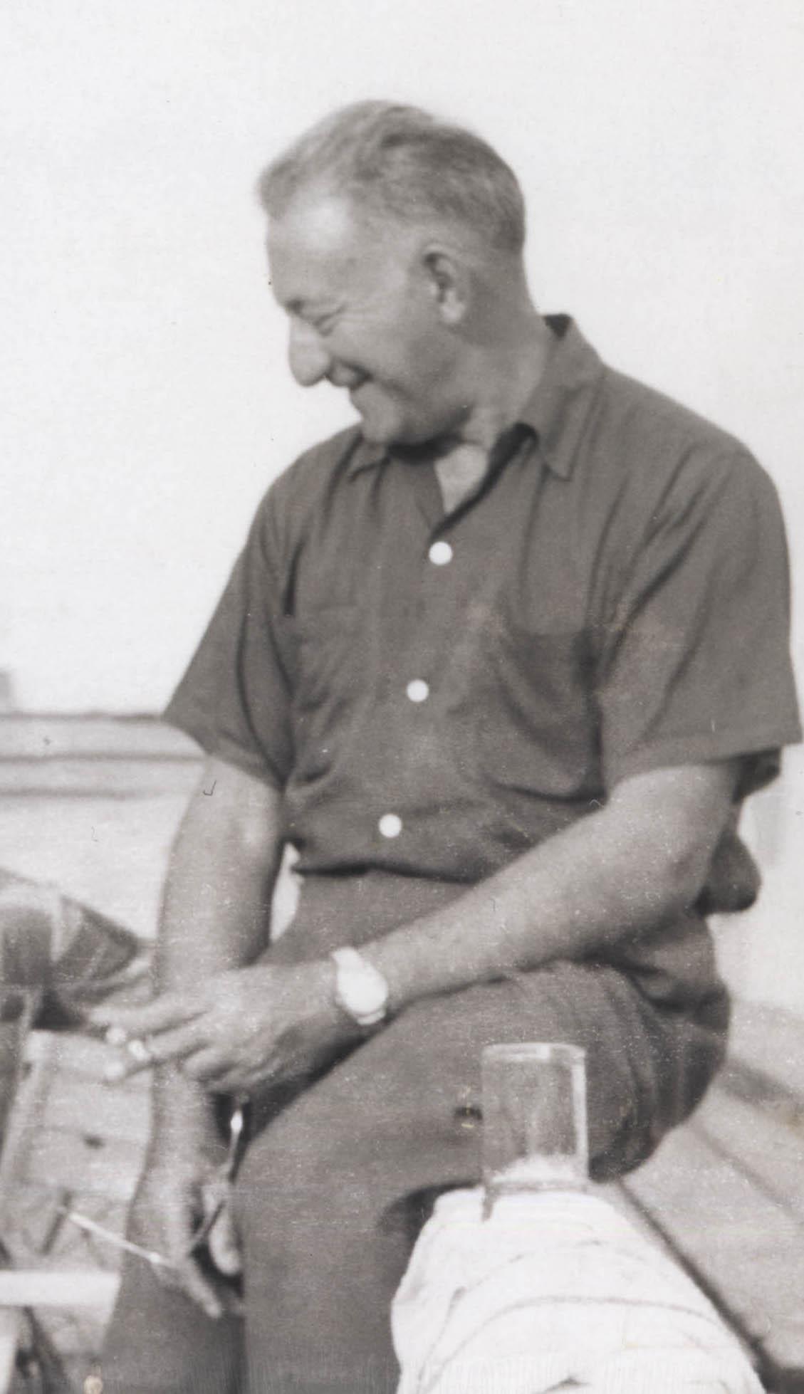 Adolph Gottlieb c. 1956