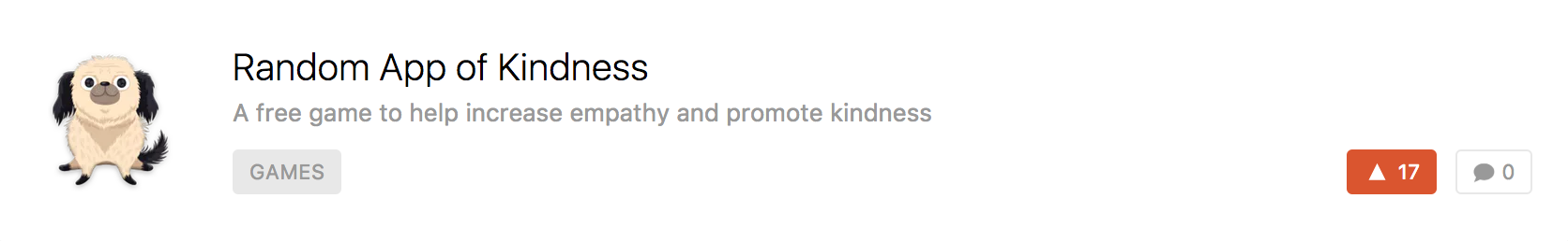 https://www.producthunt.com/posts/random-app-of-kindness