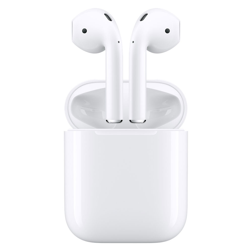 Apple AirPods (photo courtesy of apple.com)