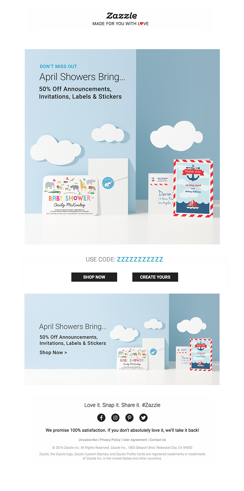 Email + Cross-Sell