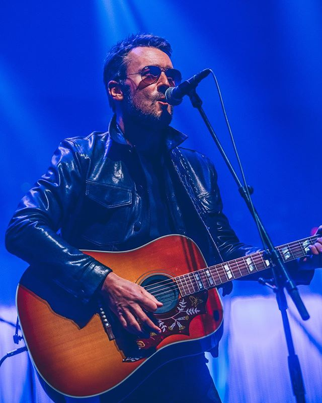 Hail To The Chief, Eric Church. 📷: @keithagriner  #xmasjam #xj30 #livemusic