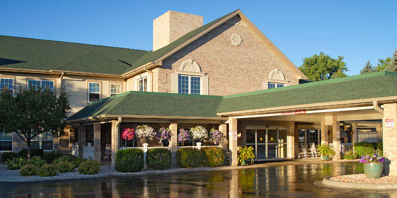 The Gardens at Columbine assisted living facilities in Littleton, Colorado