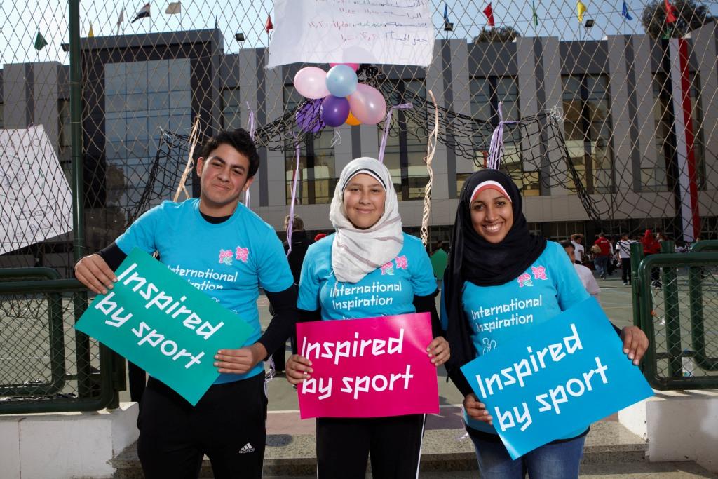 Youth Sport Trust International Inspiration Programme
