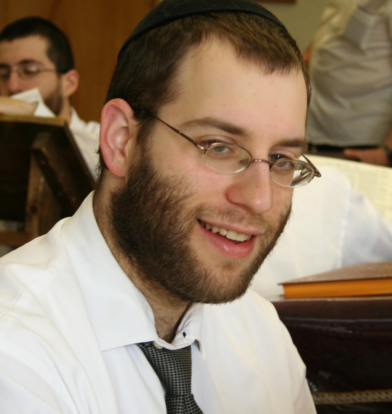 Rabbi Avromi Mayer