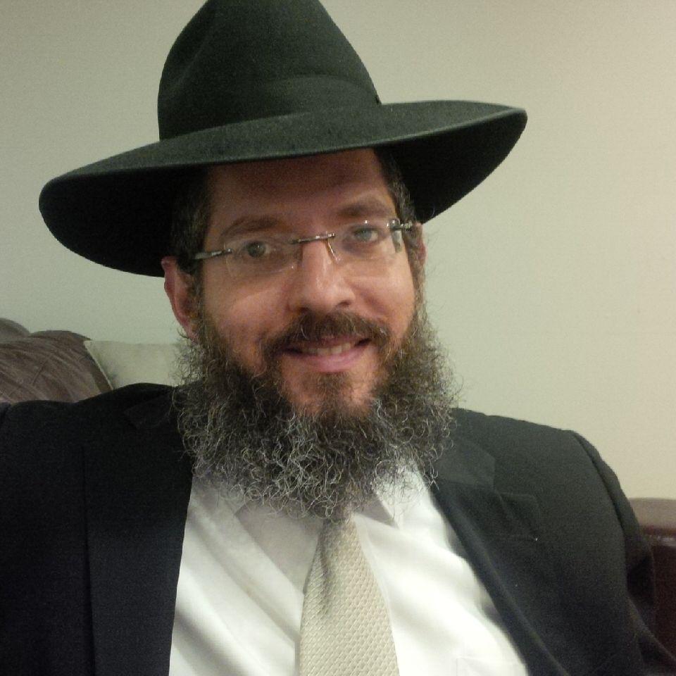 Rabbi Menachem Frank