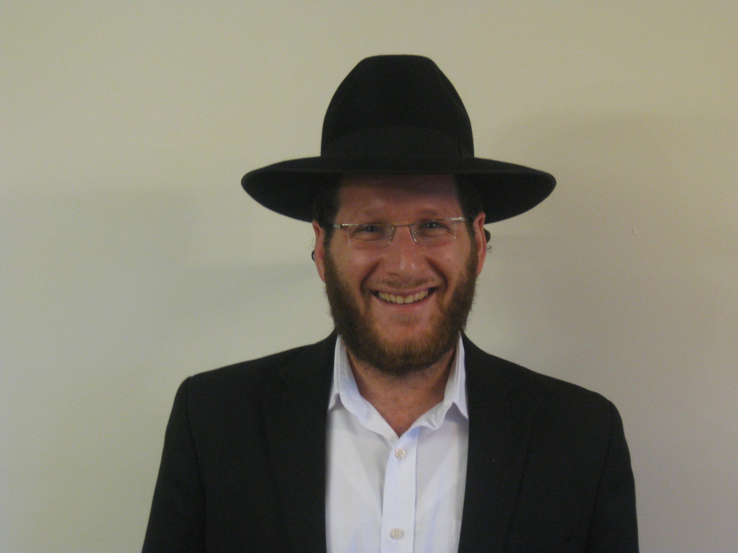 Rabbi Pinchas Friedlander