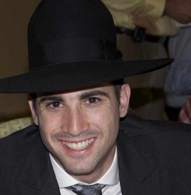 Rabbi Zecharya Rubin