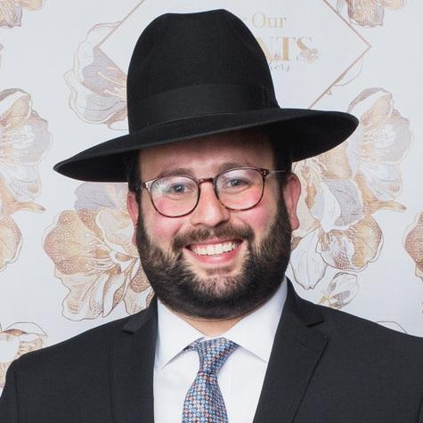 Rabbi Moshe Dovid Zeffren