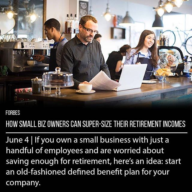 Are you a small business with just a handful of employees? Are you worried about saving enough for retirement? This article may be of interest to you! www.tinyurl.com/ASASmallbizretirement  #Finance #Smallbusiness #Retirement #Savings #ASANews #tuesdaythoughts