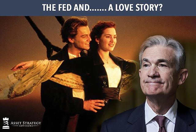Weekly Market Minute 6-17-19 | The Fed and......... a Love Story? 💘 Head on over to our #youtube or #Facebook page to watch the video!