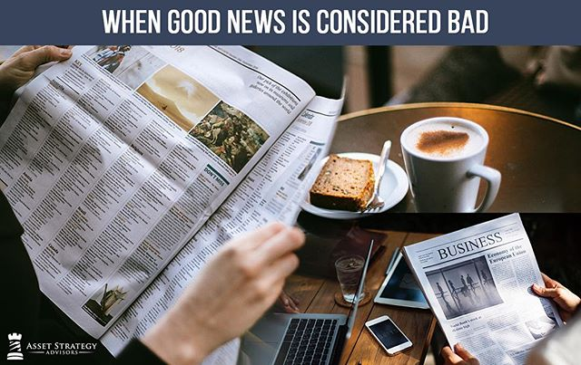 Weekly Market Minute 7-8-19 | When Good News is Considered Bad 📰