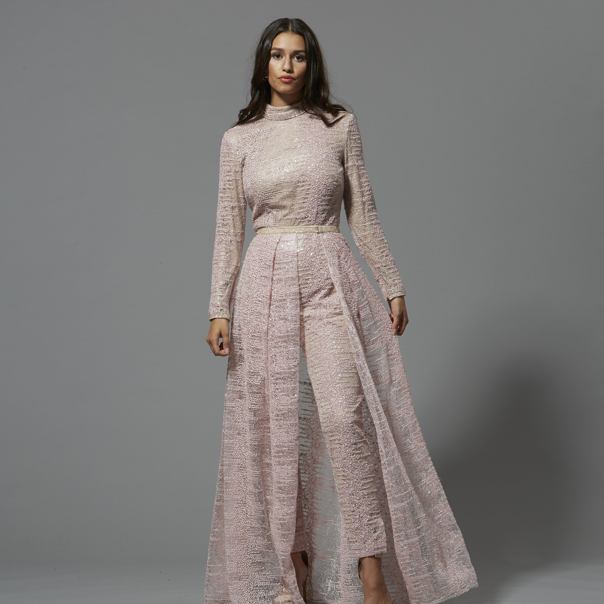 Shay Jaffar - ShayJaffar.comAdd these to your holiday wish-list this season. Emerging fashion company Shay Jaffar makes apparel where coverage is sublime and those adorned are destined to steal the spotlight. (Babson M'19)