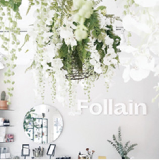 Follain - follain.comSwing by the store and take in a little zen to combat the holiday traffic. Follain gets real about what goes on your skin. This year, give real ingredients that really work. (Babson M'13)