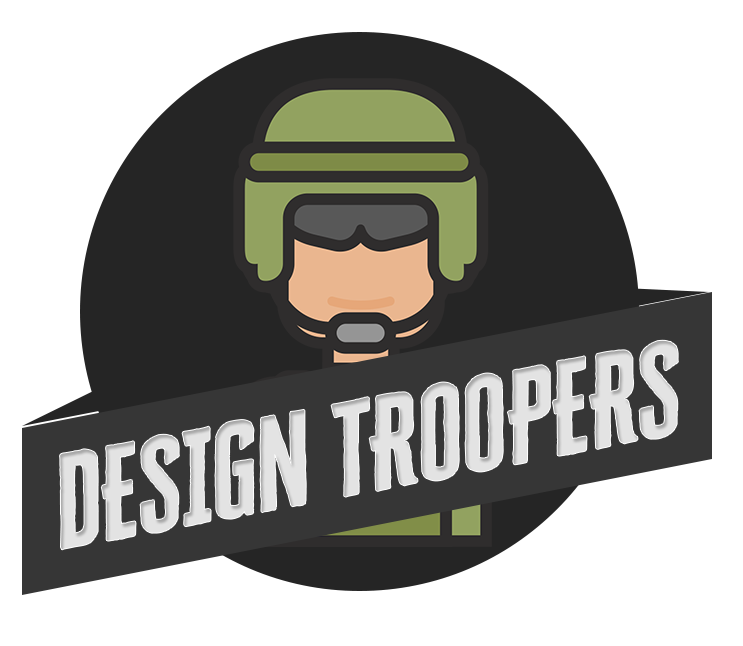 Design Troopers - DesignTroopers.comKnow that friend who takes holiday cards VERY SERIOUSLY? This may be just the thing to help them save time and stress this season. Design Troopers offers unlimited professional graphic design services for an affordable monthly rate.