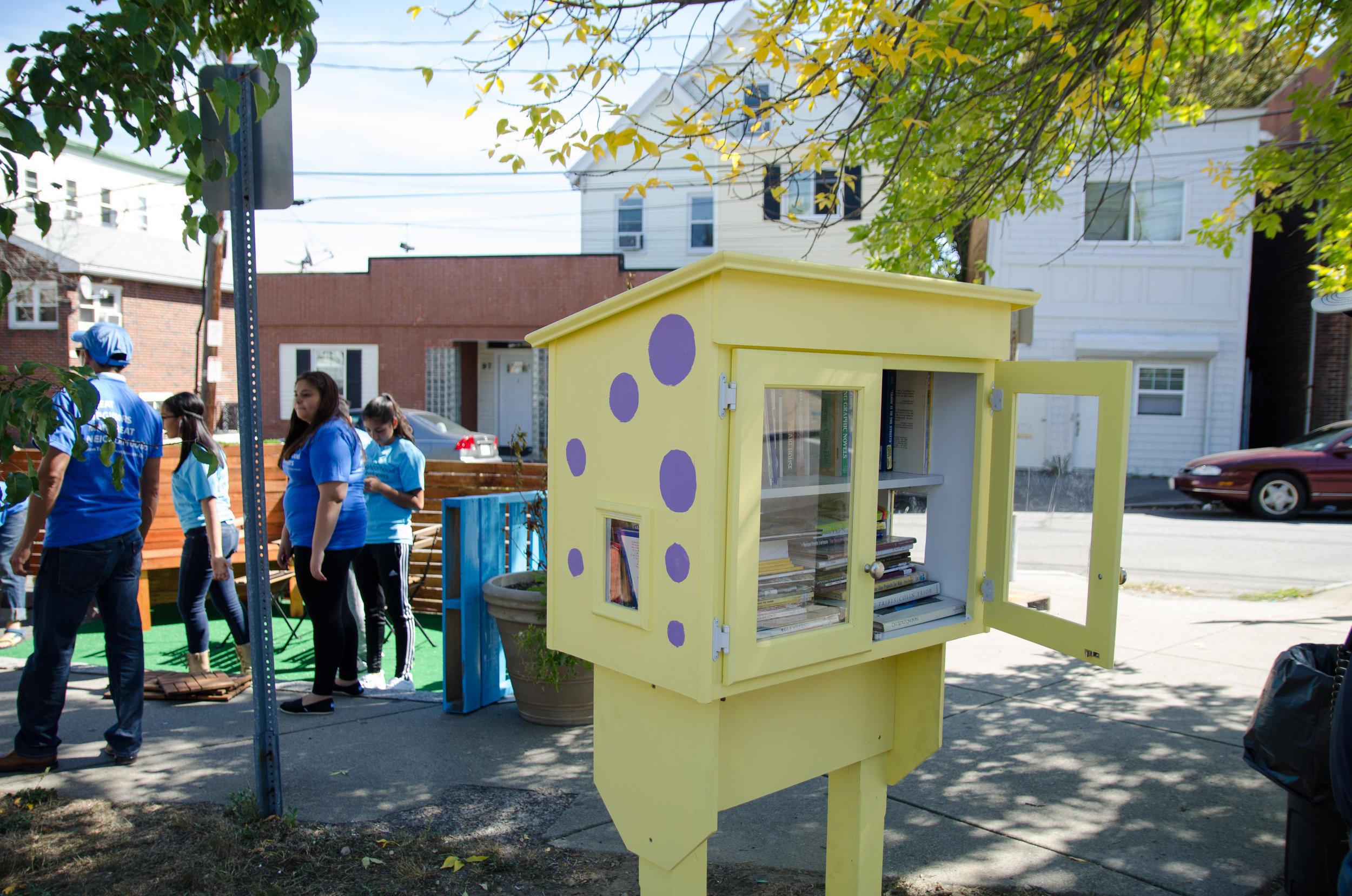 Jan - Shirley Ave Cultural Fest Little Library.jpg