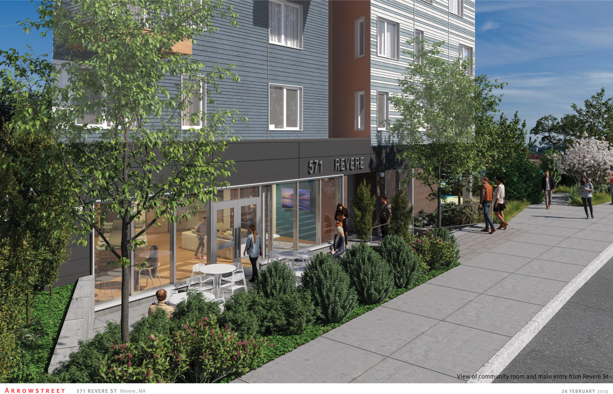 New Affordable Homes Coming to Revere    project's page