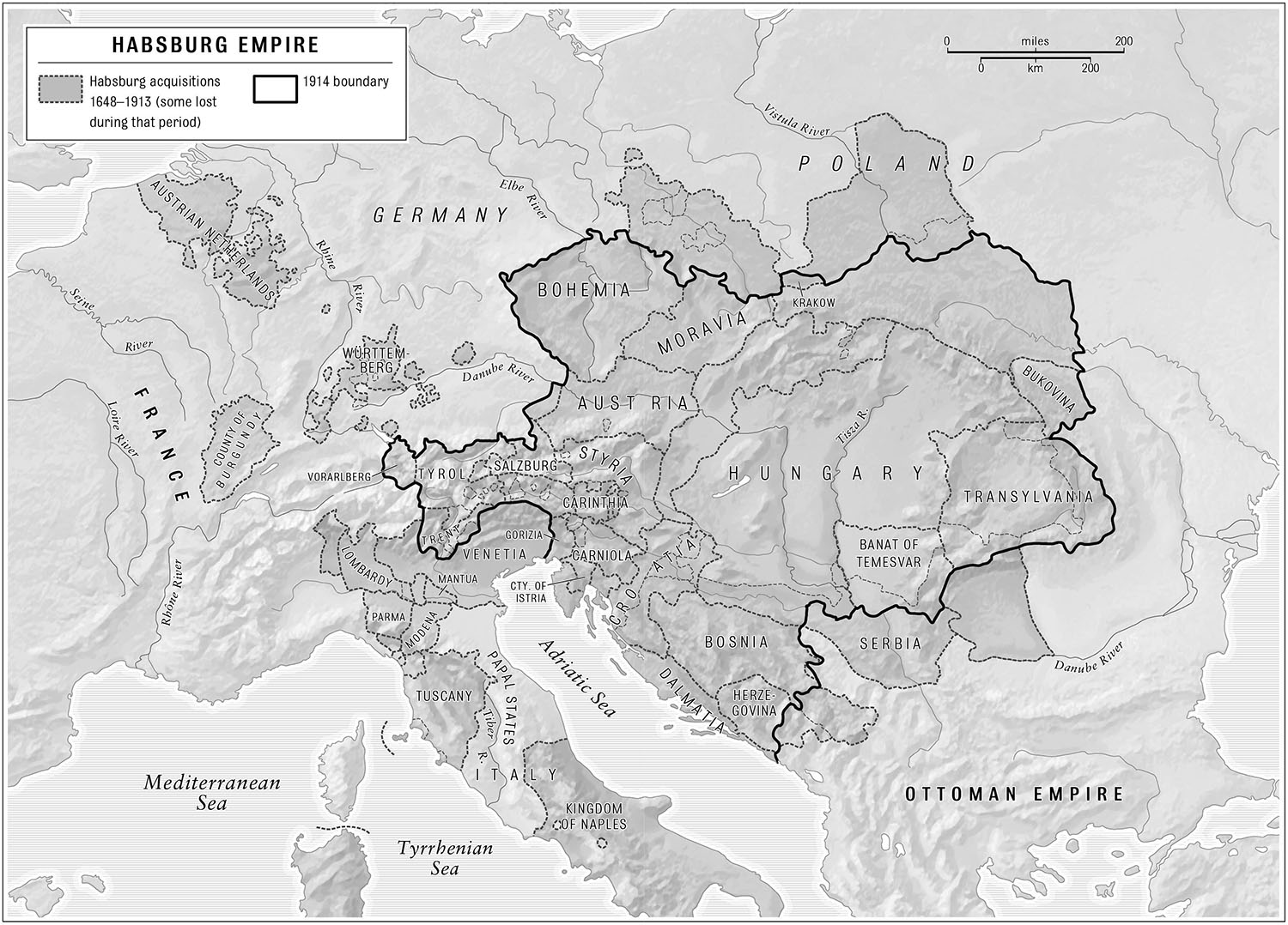 For    In Europe's Shadow: Two Cold Wars and a Thirty-Year Journey Through Romania and Beyond,  by Robert D. Kaplan   (Random House, 2016).    Map copyright © David Lindroth Inc..