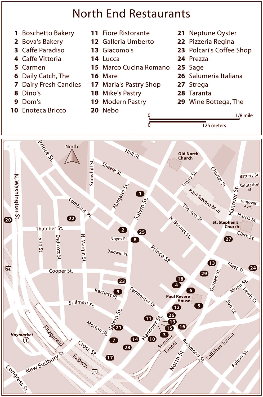 Phantom Gourmet Guide to Boston's Best Restaurant s (St. Martins Griffin, 2006). Copyright © Phantom Gourmet. Colorized.