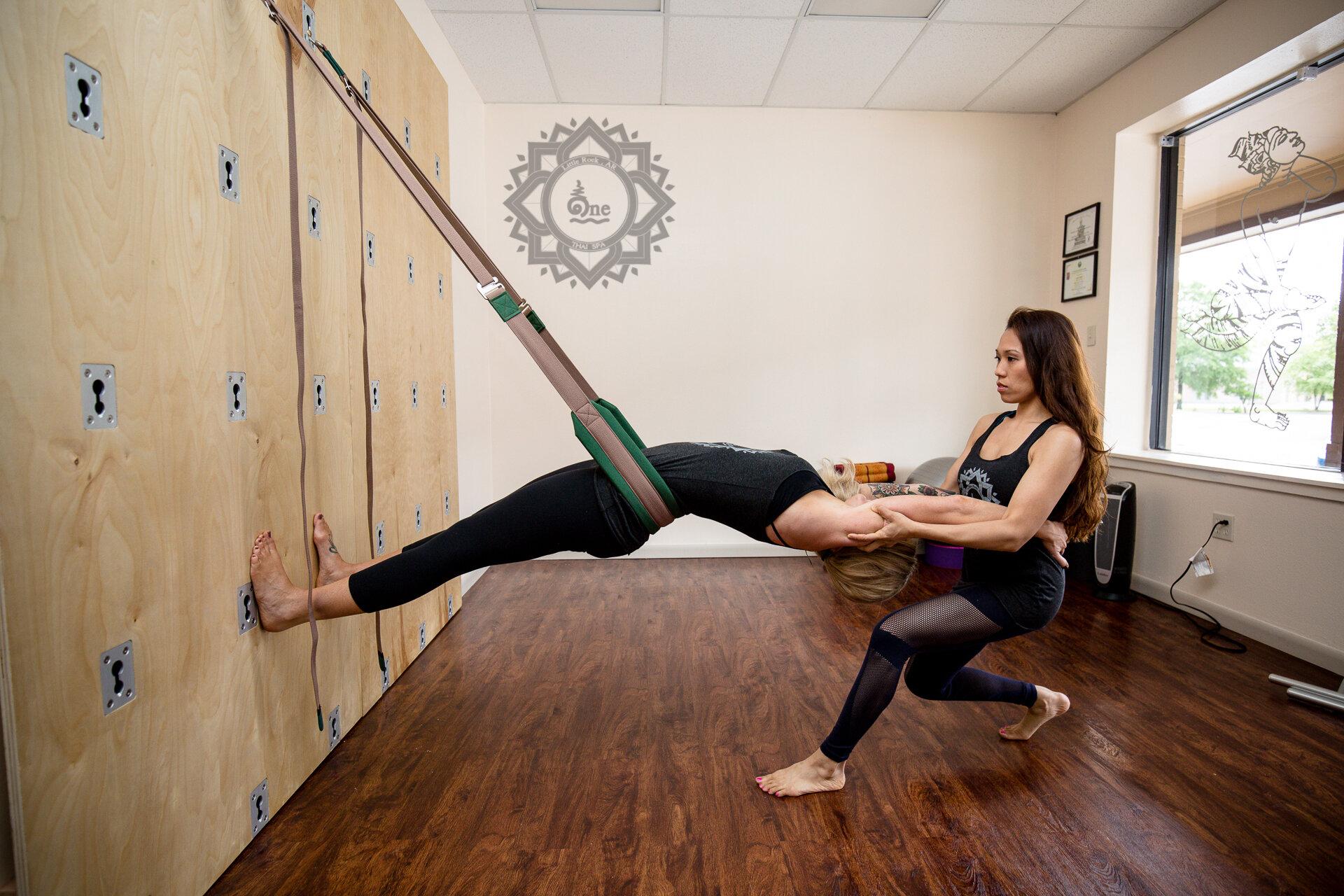Yogawall