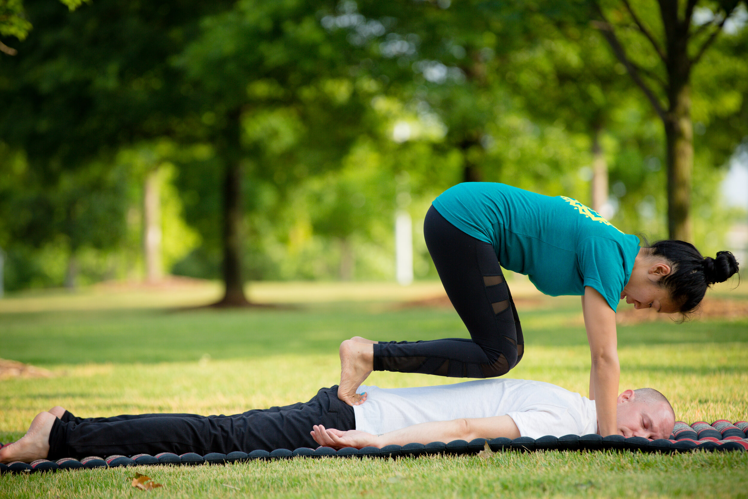 Sciatic Relief Massage