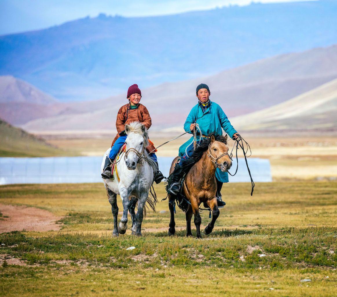 A dream trip come true: A journey across Mongolia    Matador Network