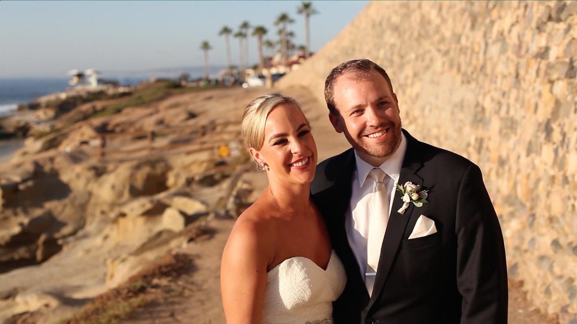 Beautiful Wedding in sunny San Diego / La Jolla California