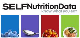 Tools & Resources -  nutritiondata.self.com