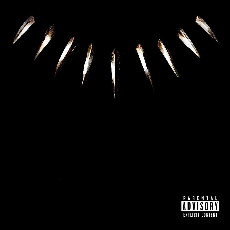 Black Panther: The Album by  @kendricklamar