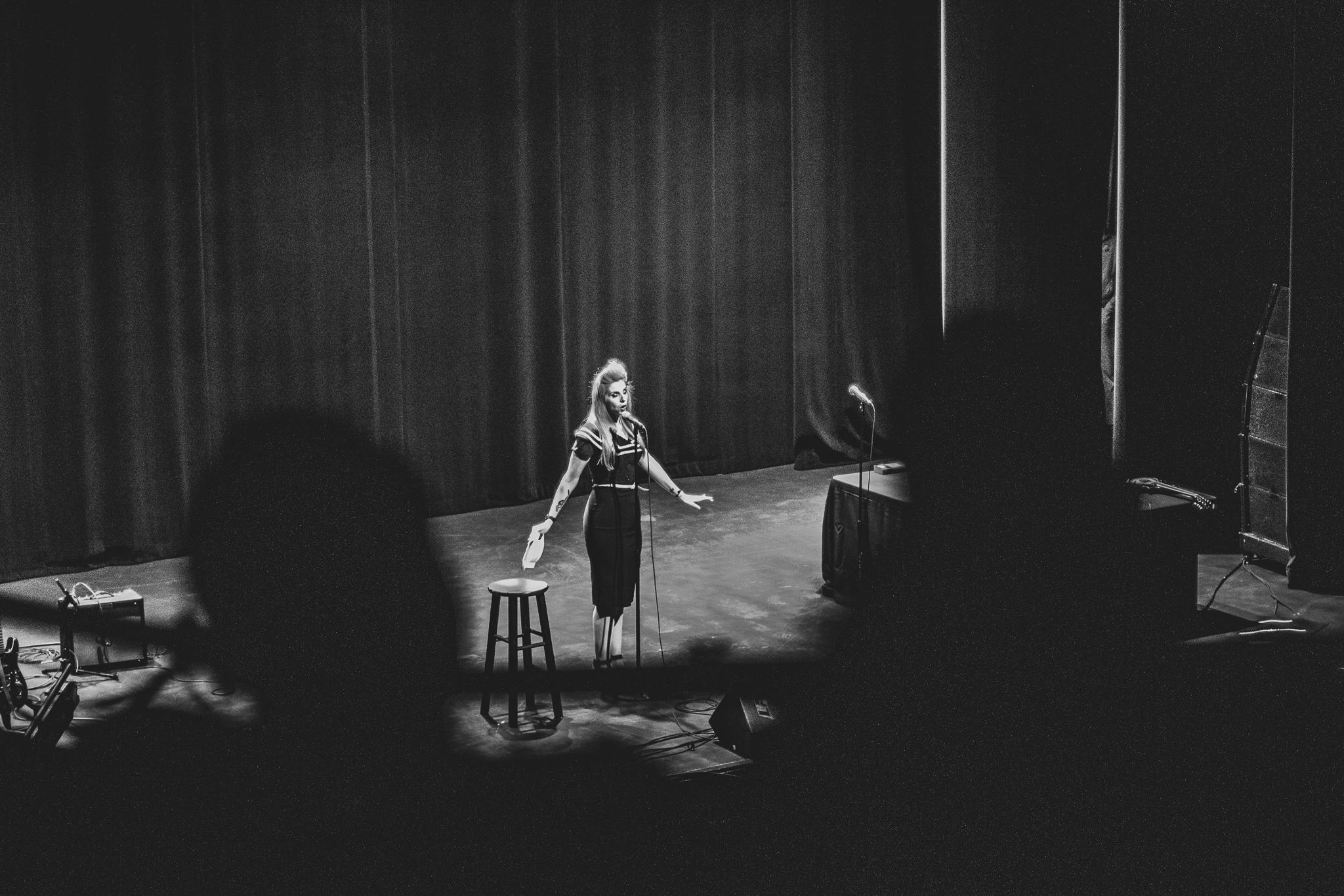Meg Bashwiner / Photo by Gabby Estlund