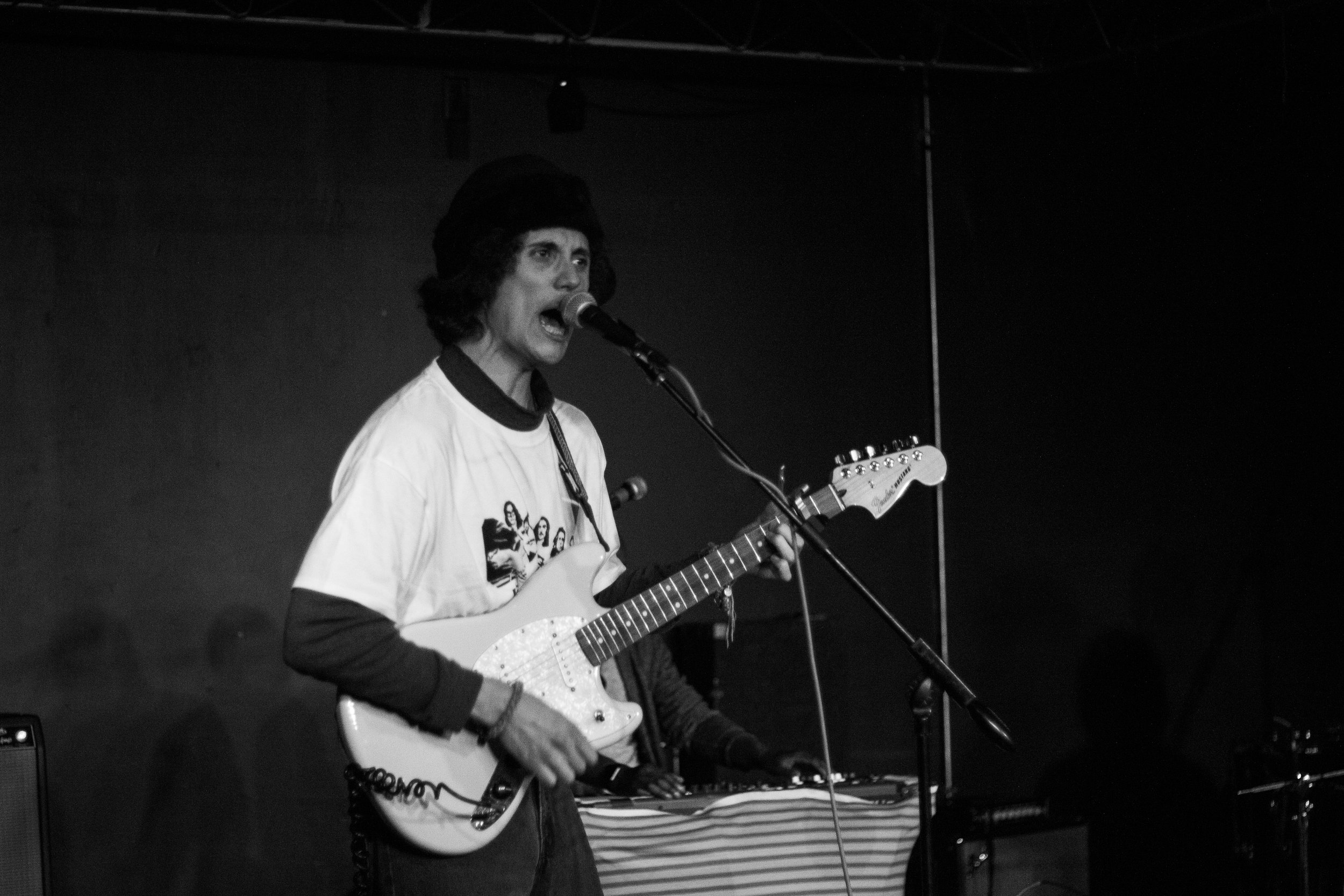 Ron Gallo.  Photo by Hayley Anderson